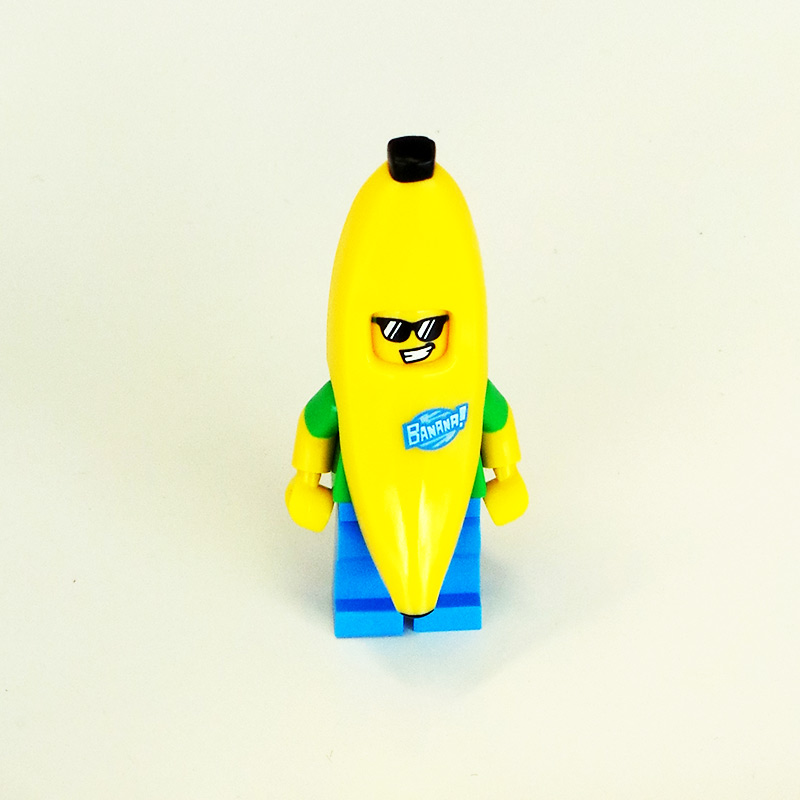 Lego Series 16 Banana Guy Minifigure