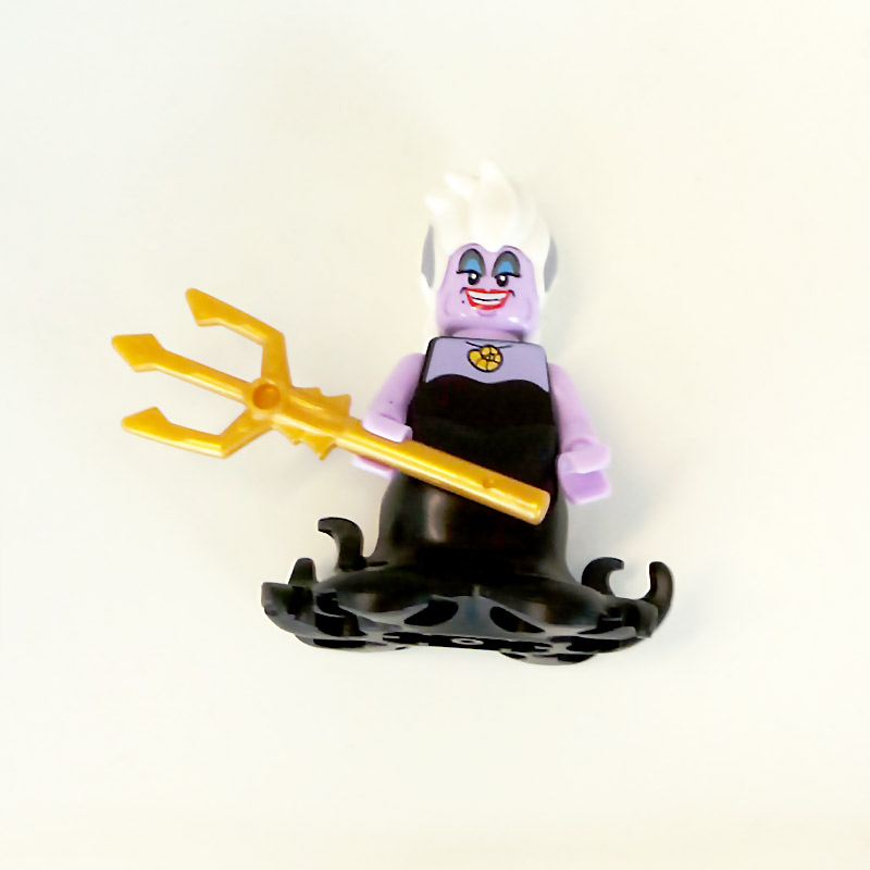 Series 1 Demolition Dummy Collectable Mini Figure Lego Minifigure VGC