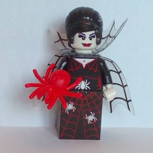 Lego® Minifigs, Collectible Minifigure Series 14 Minifigure Spider Lady