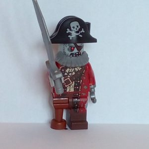 Lego® Minifigs, Collectible Minifigure Series 14 Minifigure Zombie Pirate
