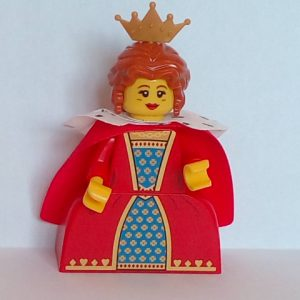 Lego® Minifigs, Collectible Minifigure Series 15 Minifigure Queen