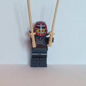Lego® Minifigs, Collectible Minifigure Series 15 Minifigure Kendo Fighter