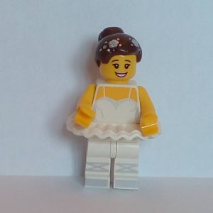 Lego® Minifigs, Collectible Minifigure Series 15 Minifigure Ballerina