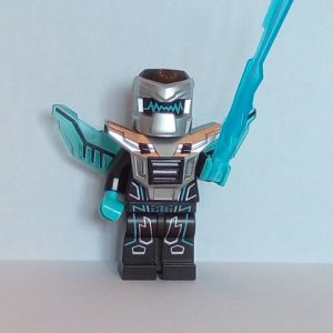 Lego® Minifigs, Collectible Minifigure Series 15 Minifigure Laser Mech