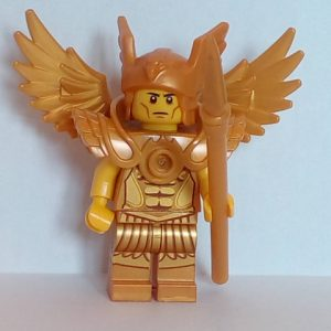 Lego® Minifigs, Collectible Minifigure Series 15 Minifigure Flying Worrior