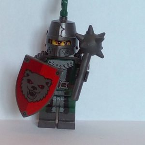 Lego® Minifigs, Collectible Minifigure Series 15 Minifigure Fightening Knight