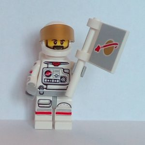 Lego® Minifigs, Collectible Minifigure Series 15 Minifigure Astronaught