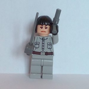 Lego Indiana Jones Irina Spalko Minifigure