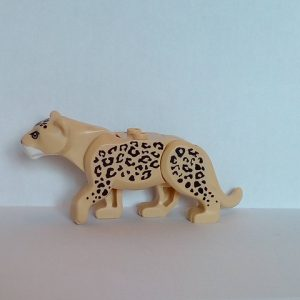Lego Leopard/big cat Animal