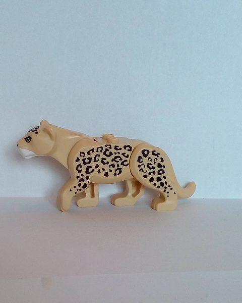 Lego Leopard/big cat Animal