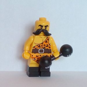 Lego Series 17 Strong Man