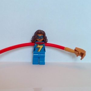 Lego Marvel Super Heroes Ms. Marvel Minifigure