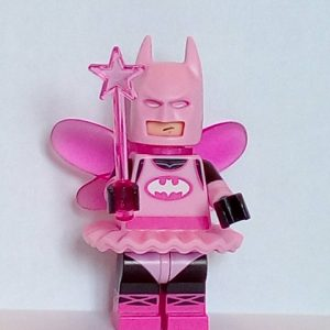 Lego The Batman Movie Minifigure Series Fairy Batman