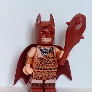 Lego The Batman Movie Minifigure Series Caveman Batman