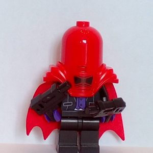 Lego The Batman Movie Minifigure Series Red Hood