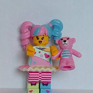Lego Ninjago N-Pop Girl
