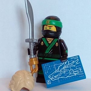 Lego The Ninjago Movie Lloyd