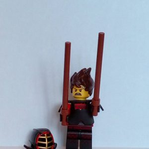 Lego The Ninjago Movie Minifigure Series Kai kendo