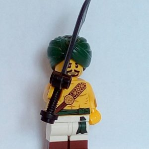 Lego Series 16 Minifigure Desert Warrior