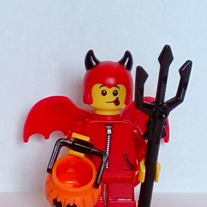 Lego Series 16 Minifigure Devil Boy