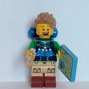 Lego Series 16 Minifigure Hiker