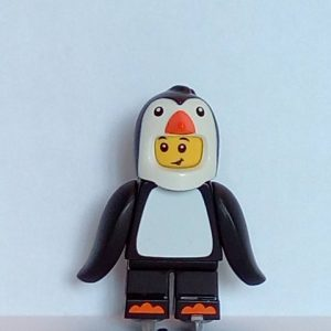 Lego Series 16 Minifigure Penguin Boy