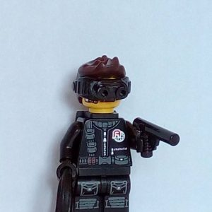 Lego Series 16 Minifigure Spy