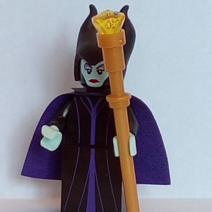 Lego Disney series 1 Minifigure Maleficent
