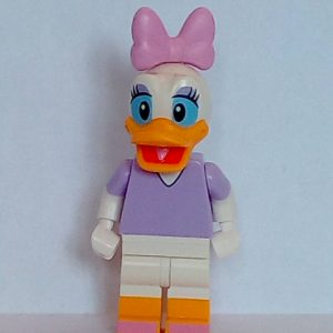 Lego Disney Minifigure Series Daisy Duck