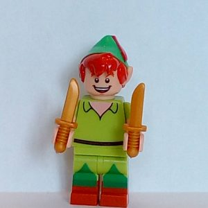 Lego Disney series 1 minifigure Peter Pan