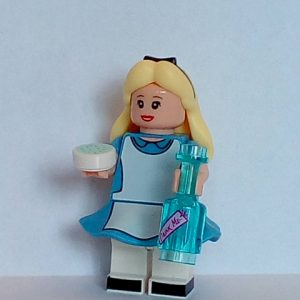 Lego Disney Minifigure Series Alice In Wonderland