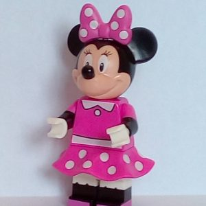 Lego Disner series 1 Minifigure Minnie Mouse