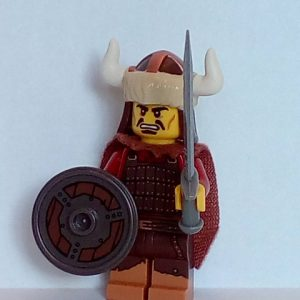 Lego Series 12 Minifigure Hun Warrior