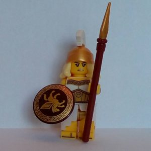 Lego Series 12 Minifigure Battle Goddess