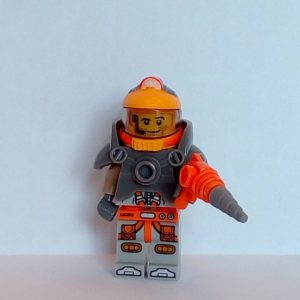 Lego Series 12 Minifigure Space Miner