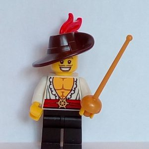 Lego Series 12 Minifigure Swash Buckler