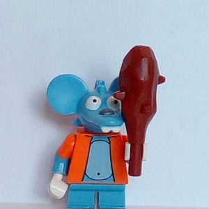 Lego Simpsons Series 1 Itchy