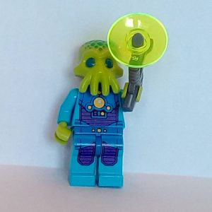 Lego Series 13 Alien Trooper Minifigure