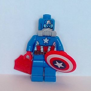 Lego Marvel Captain America Scuba
