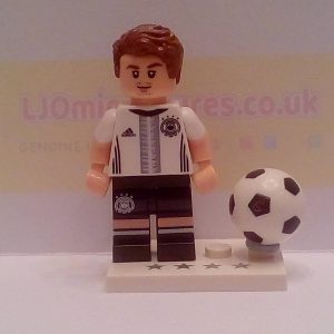 DFB German Football Team Mario Gotze Minifigure