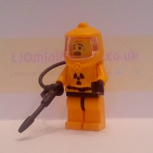 CMF Series 4 Hazmat Guy Minifigure